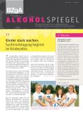 Bild zu Alkoholspiegel - Ausgabe Oktober 2010
