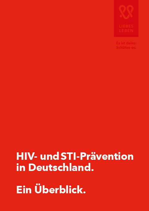 Bild zu Dokumentation »HIV- und STI-Prävention in Deutschland. Ein Überblick.«